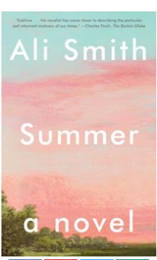 Summer a novel by Ali Smith