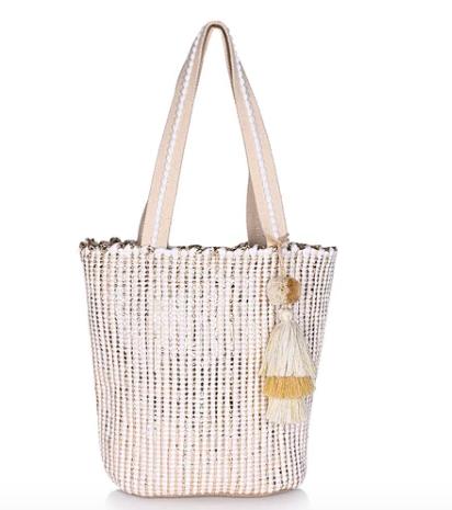 Natural Beauty Market Bag