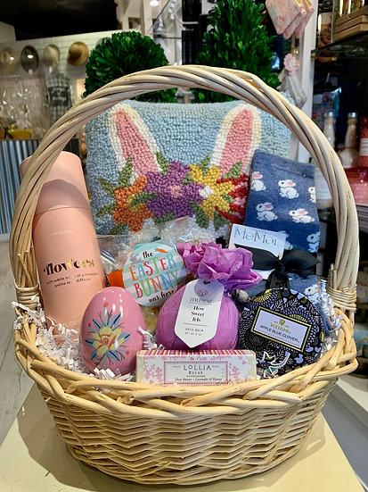 Deluxe Springtime Easter Basket