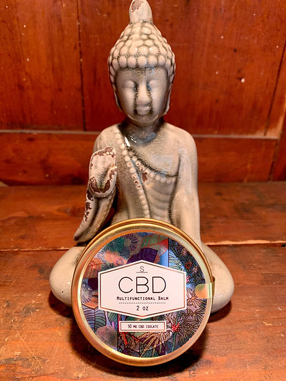 CBD Multifunctional Balm