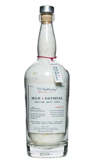 Milk + Oatmeal Bath Soak