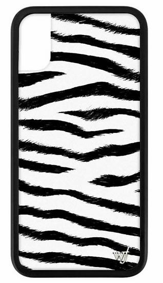 wf Zebra iPhone Case