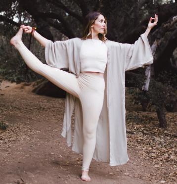Kamala Kimono- Sage