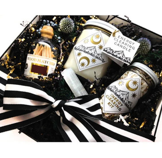Energy Clearing Gift Set - Spitfire Girl