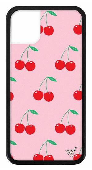 wf Cherries iPhone Case