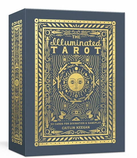 The Illuminated Tarot - 53 Cards for Divination & Gameplay