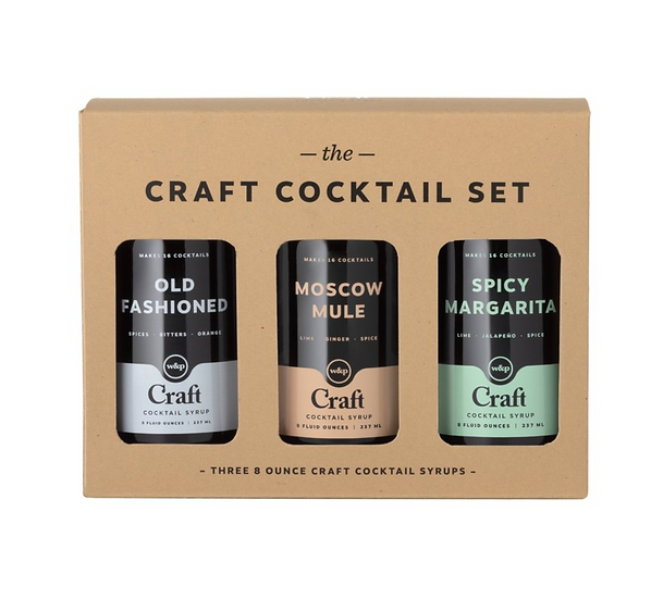 Cocktail Syrup Set