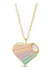 Candy Crush Necklace- Pastel