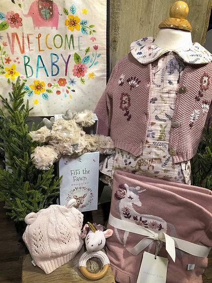 Baby Girl Gift Bag