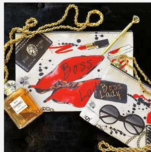 Boss Lady Accessory Pouch
