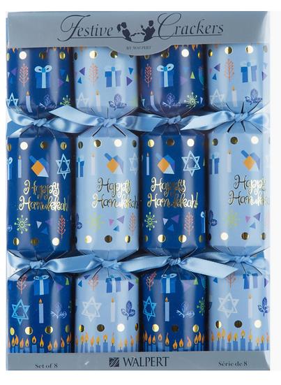 Hanukkah Crackers