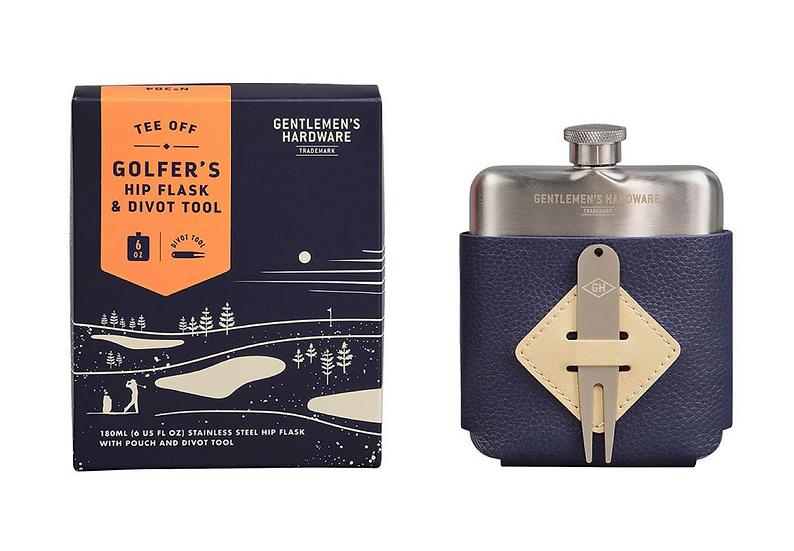 Golfer's Hip Flask