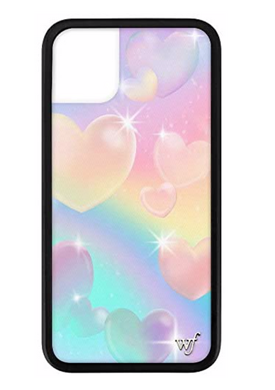 wf Heavenly Hearts iPhone Case