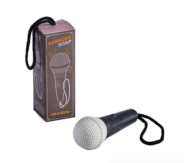 Karaoke Soap On A Rope