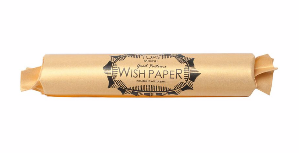 Wish Paper