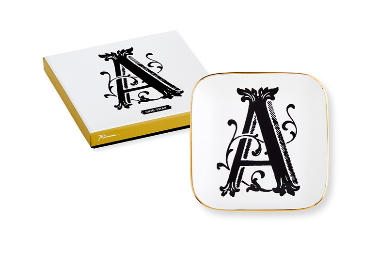 Rosanna Lithographie Initial Trays