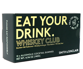 Eat Your Drink. Whiskey Club