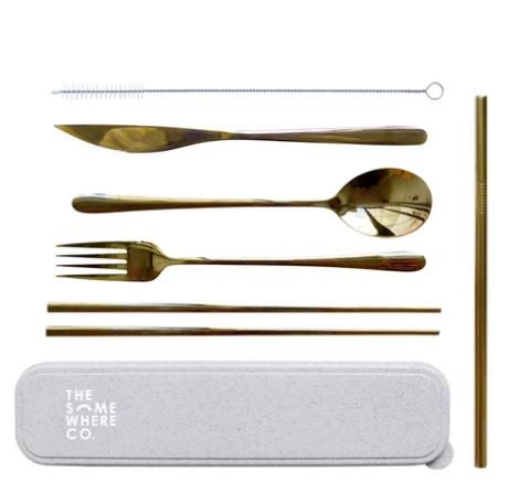 Take Me Away Cutlery Kit