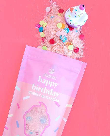 Happy Birthday Bubble Bath Soak