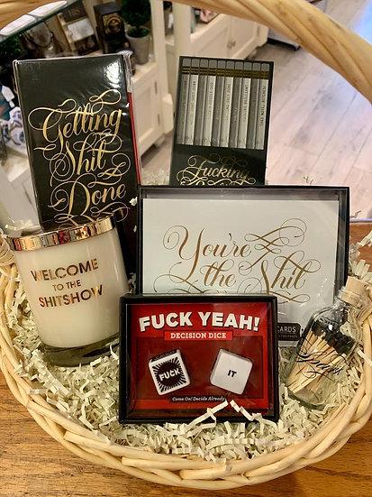 F*ck Yeah! Gift Basket
