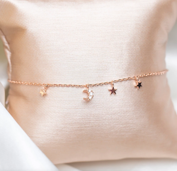 Out of This World Charm Bracelet