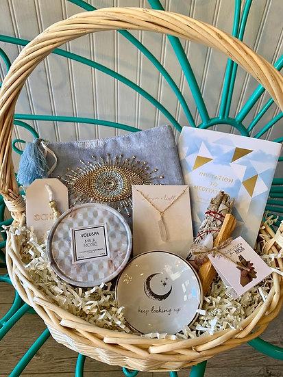 Meditation Gift Basket