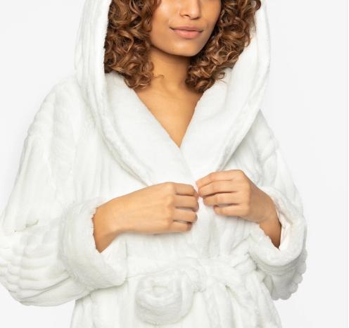 White Cloud Robe