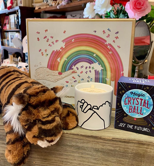 Rainbow Tiger King Gift