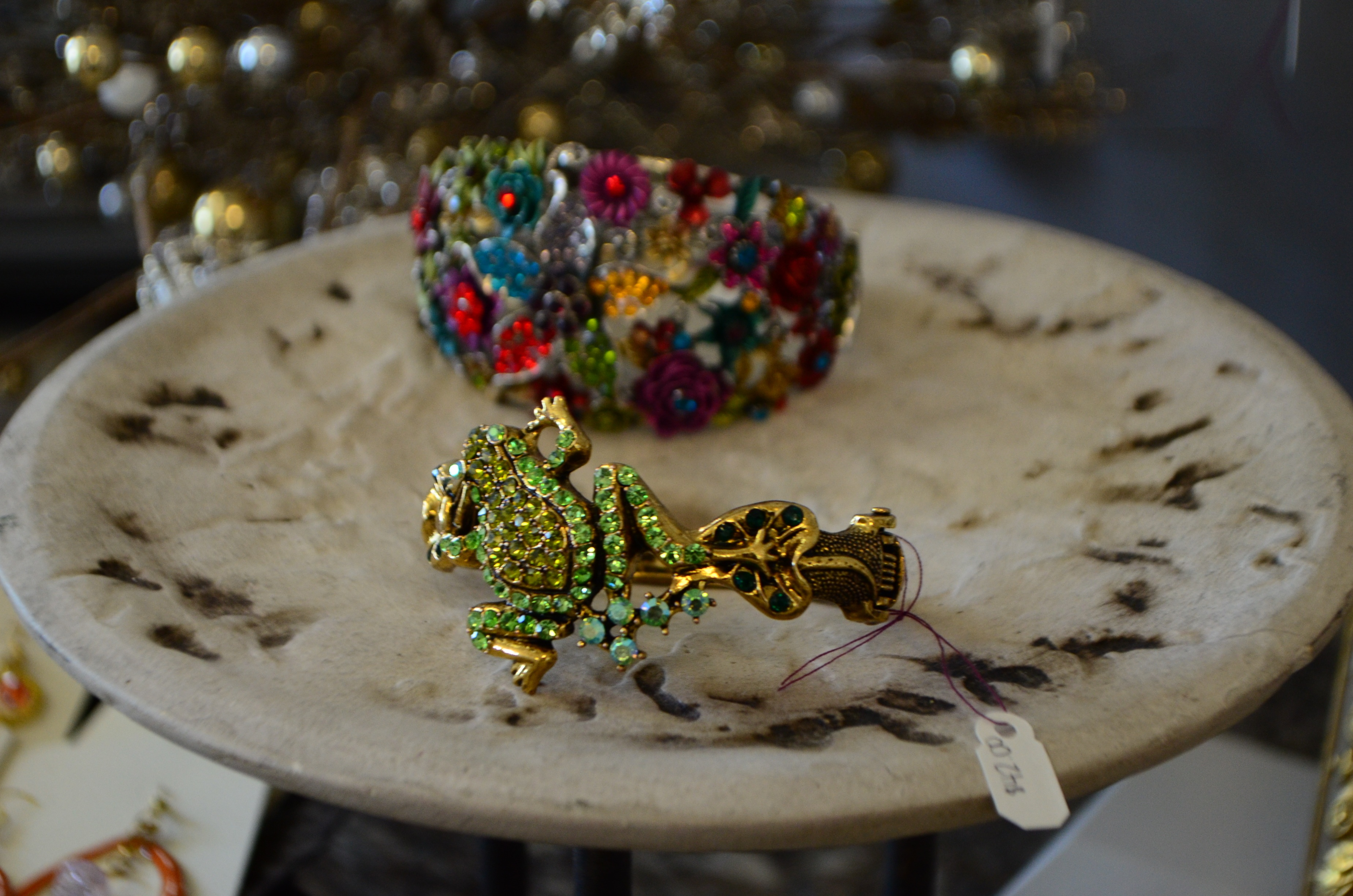 HAND-CRAFTED JEWELRY