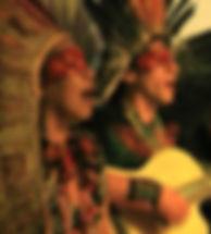 Hushahu Yawanawa primeira mulher pajé do povo Yawanawa e seu esposo Mawa Isã