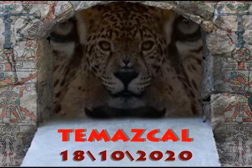 Temazcal Tolteca-Mexica 18 de Outubro