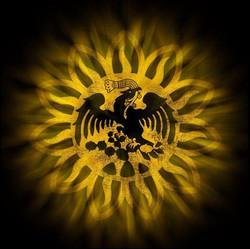 Bandeira Azteca - Mexica