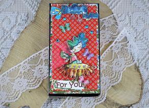 Birthday Card -  Pop up Cubes/ Urodzinowe kartka  - wyskakujące kostki.