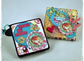 Cute Mini folder/Słodki mini folder