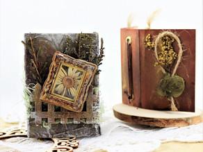 Mini Herbal Journal!