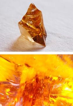 Lemurian Etherium Gold