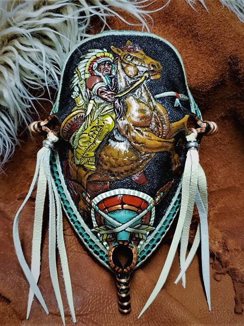 Horn Cover - Warrior