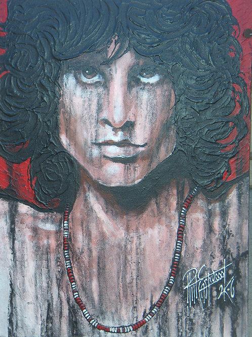 Jim Morrison 18x24