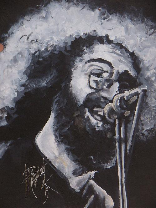 Jerry Garcia 16x20