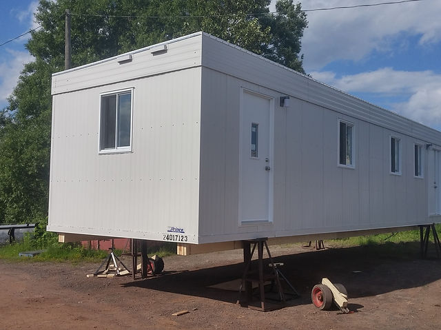 mobile office trailers 12' x 40'
