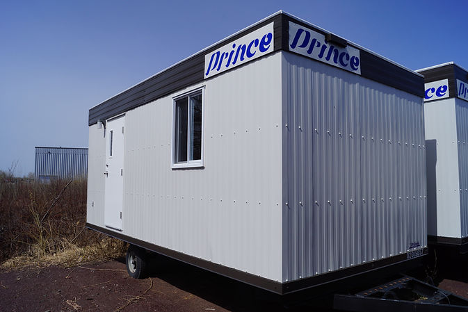 mobile office trailers 10' x 20'
