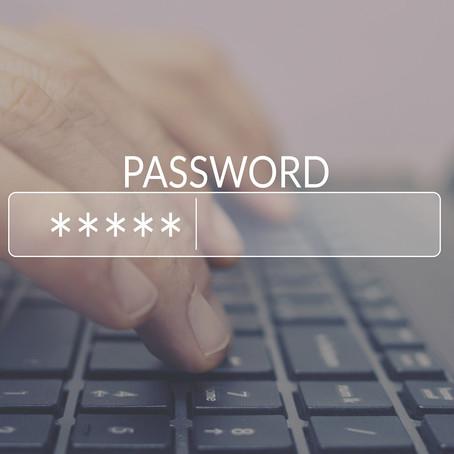 PS: Passwords