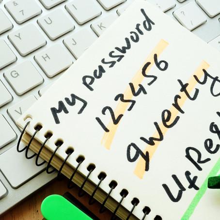 Passwords!