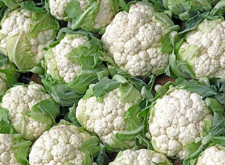 Cauliflower?