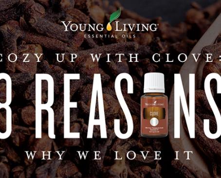 8 reasons to love Clove