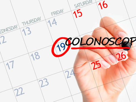 Colonoscopy and other Tribulations