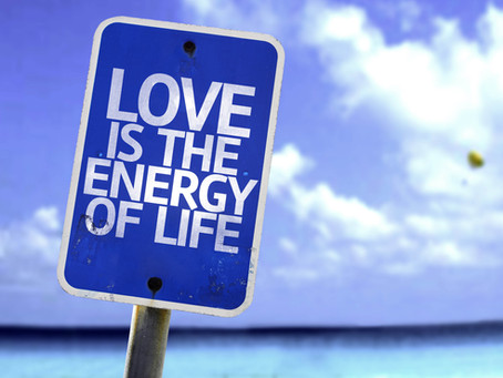Love…the Verb