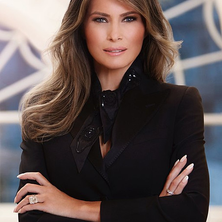 Melania Trump:  Unintended Consequences