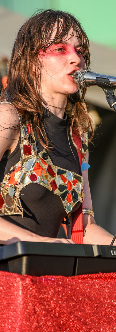 Le Butcherettes @ Stir Cove 2019