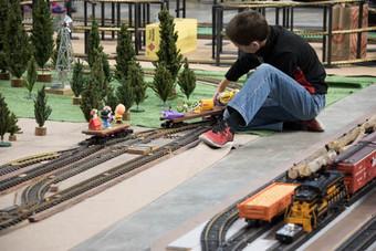Great Train Expo